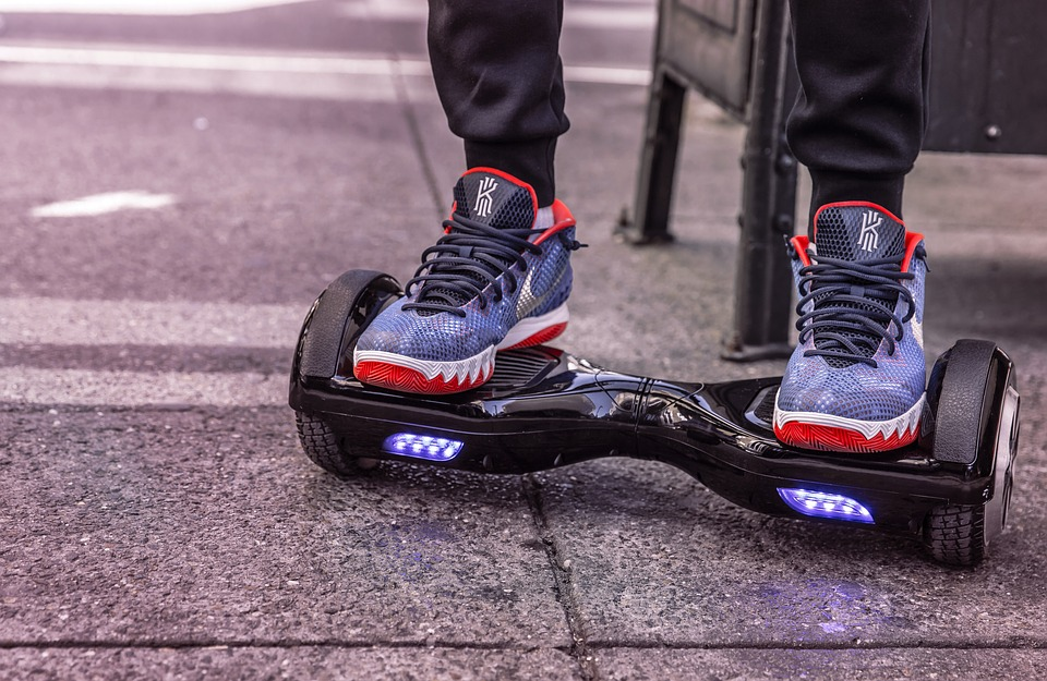Comment monter un hoverboard ?