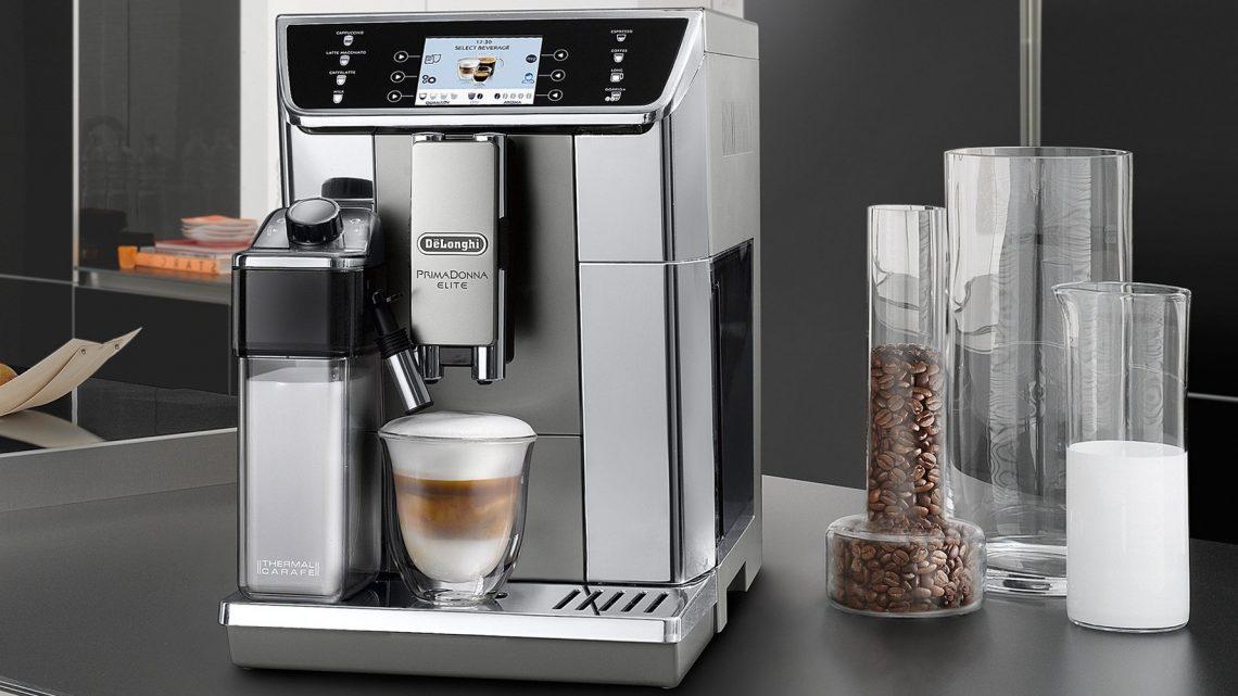 Pourquoi choisir la machine à café DeLonghi S ECAM22.110.B?