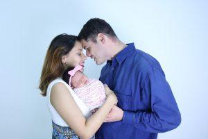 parents bébé
